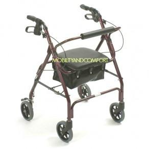Lightweight Rollator-0