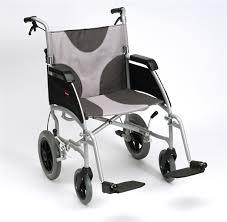 Drive Enigma Transit Wheelchair-0