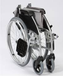 Drive Enigma Self Propelled Wheelchair-89