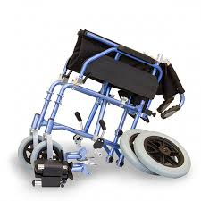 Aktiv X2 Self Propelled Wheel Chair-86