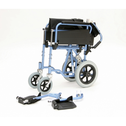 Aktiv X2 Transit Wheelchair-80