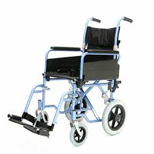 Aktiv X2 Transit Wheelchair-83