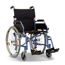 Aktiv X2 Self Propelled Wheel Chair-0