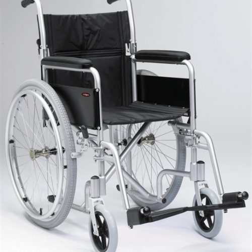 Self-propelled & Transit Wheelchairs-0