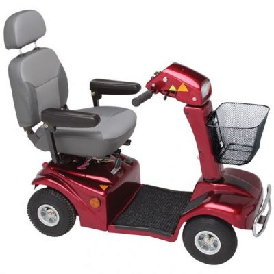 Electric Mobility Rascal 388 Deluxe-0
