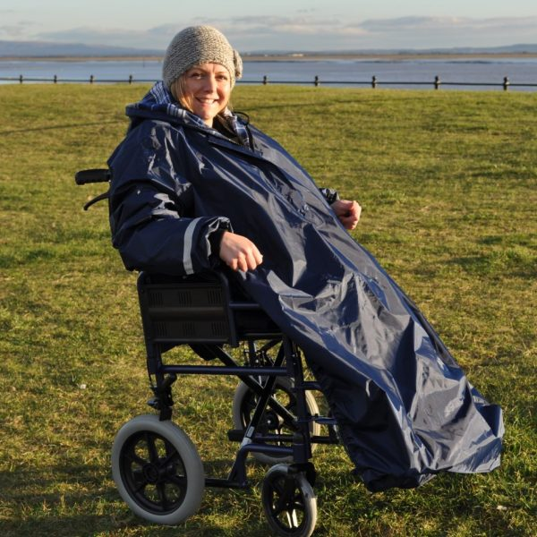 Splash Wheelchair Mac With Sleeves-227