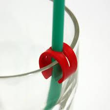 Strawberi Straw Holder Pack Of 5-0
