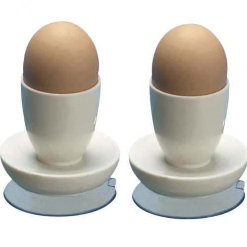 Egg Cups with Suction Base-0