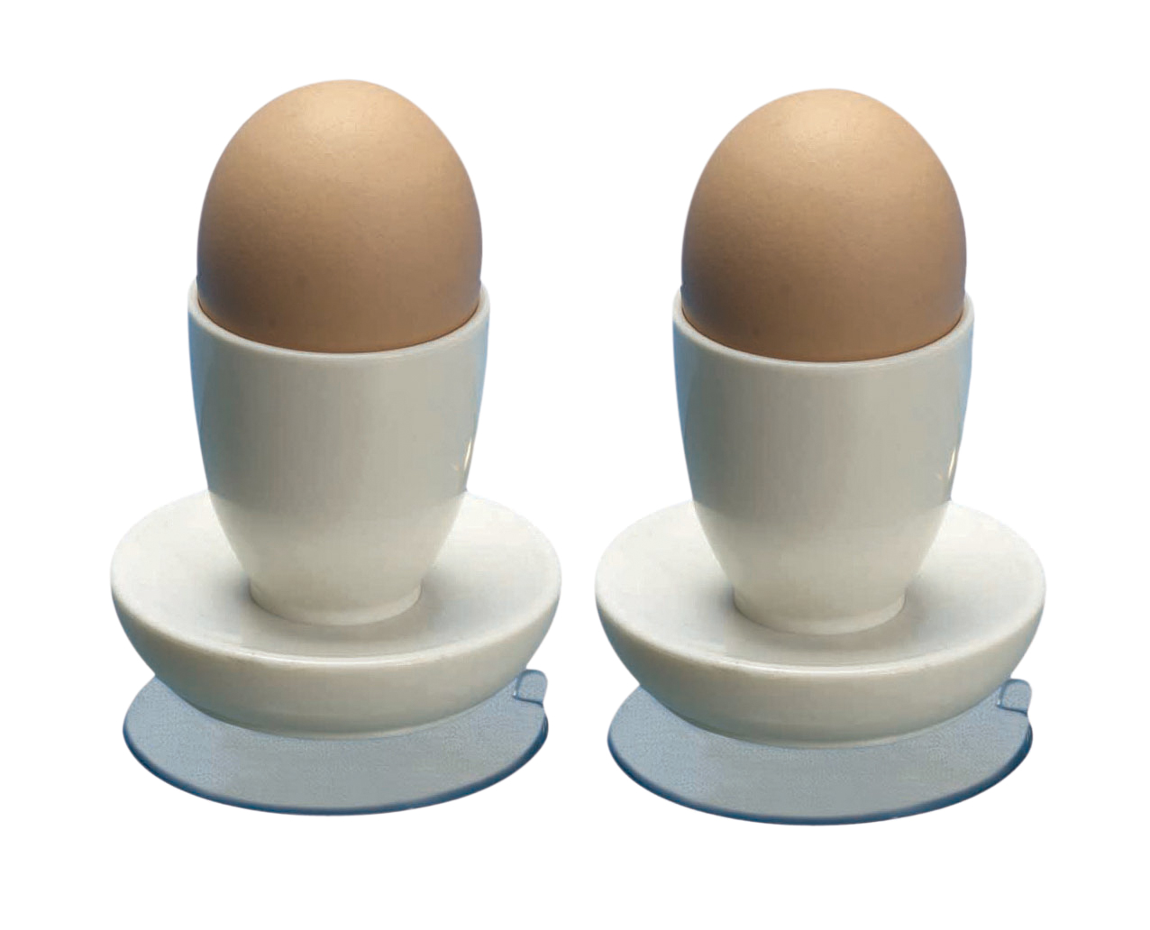Egg Cups with Suction Base-240