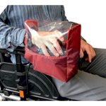 Electric Wheelchair Panel Cover-256