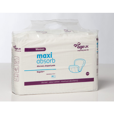 dl02218_age_uk_maxi_absorb_discreet_shaped_pads_