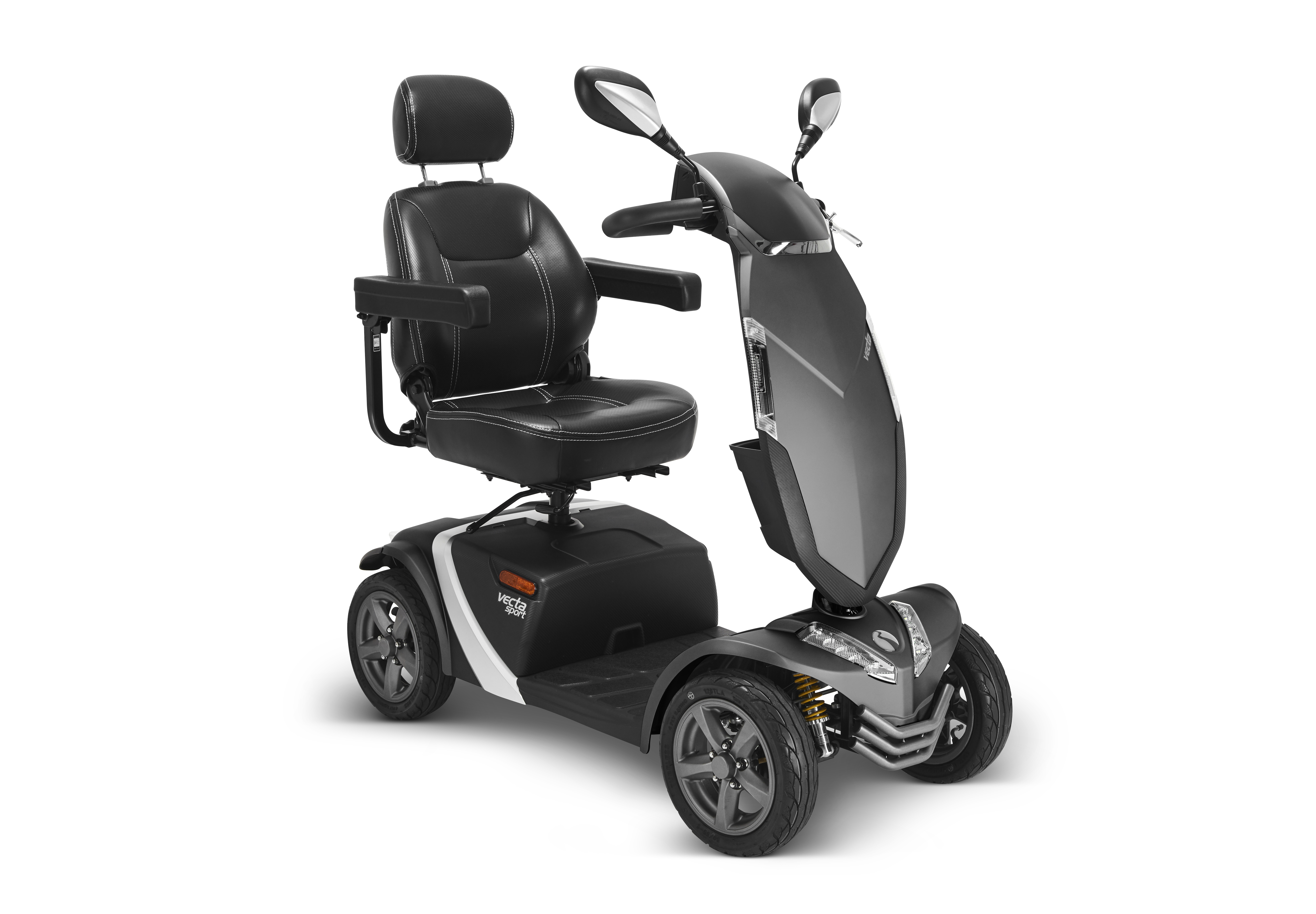 Electric Motor Scooter >> Vecta Sport