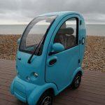 cabin car mk2 blue