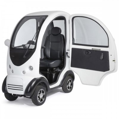 scooterpac cabin car mk2 mobility scooter