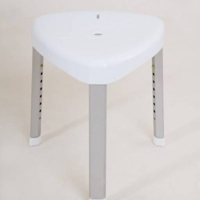 Atlantis Corner Shower Stool